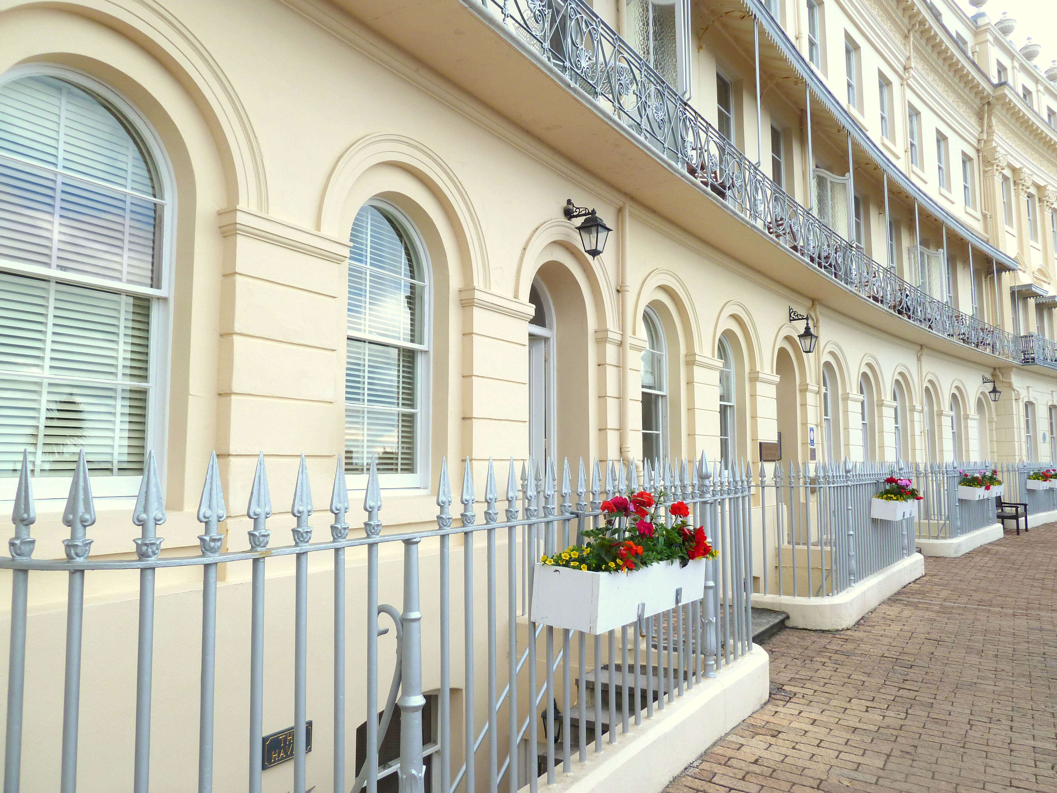 Hesketh Crescent Luxury Holiday Apartment