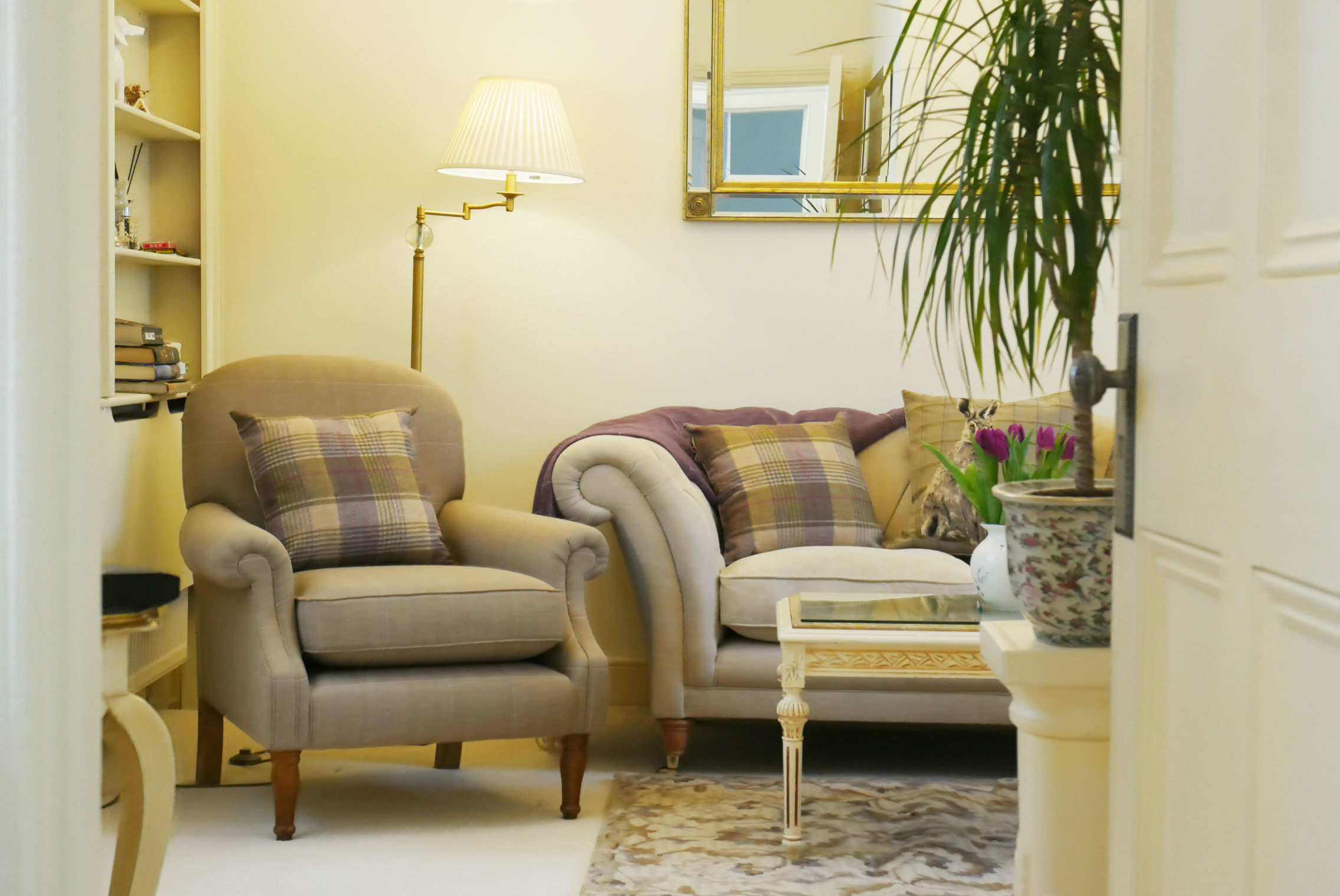 Hesketh Crescent Self Catering Holiday Rental in Torquay