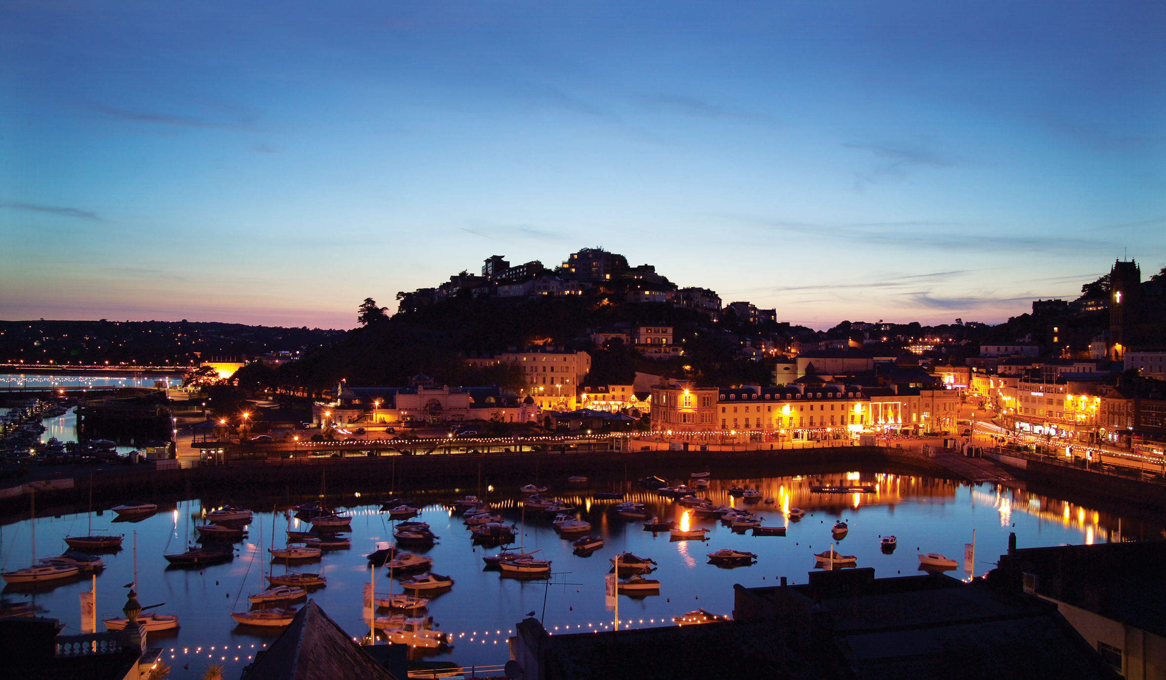 Short breaks in Torquay and The English Riviera.