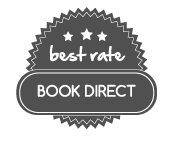 Book direct for the very best rates at The Kinbrae Apartment.