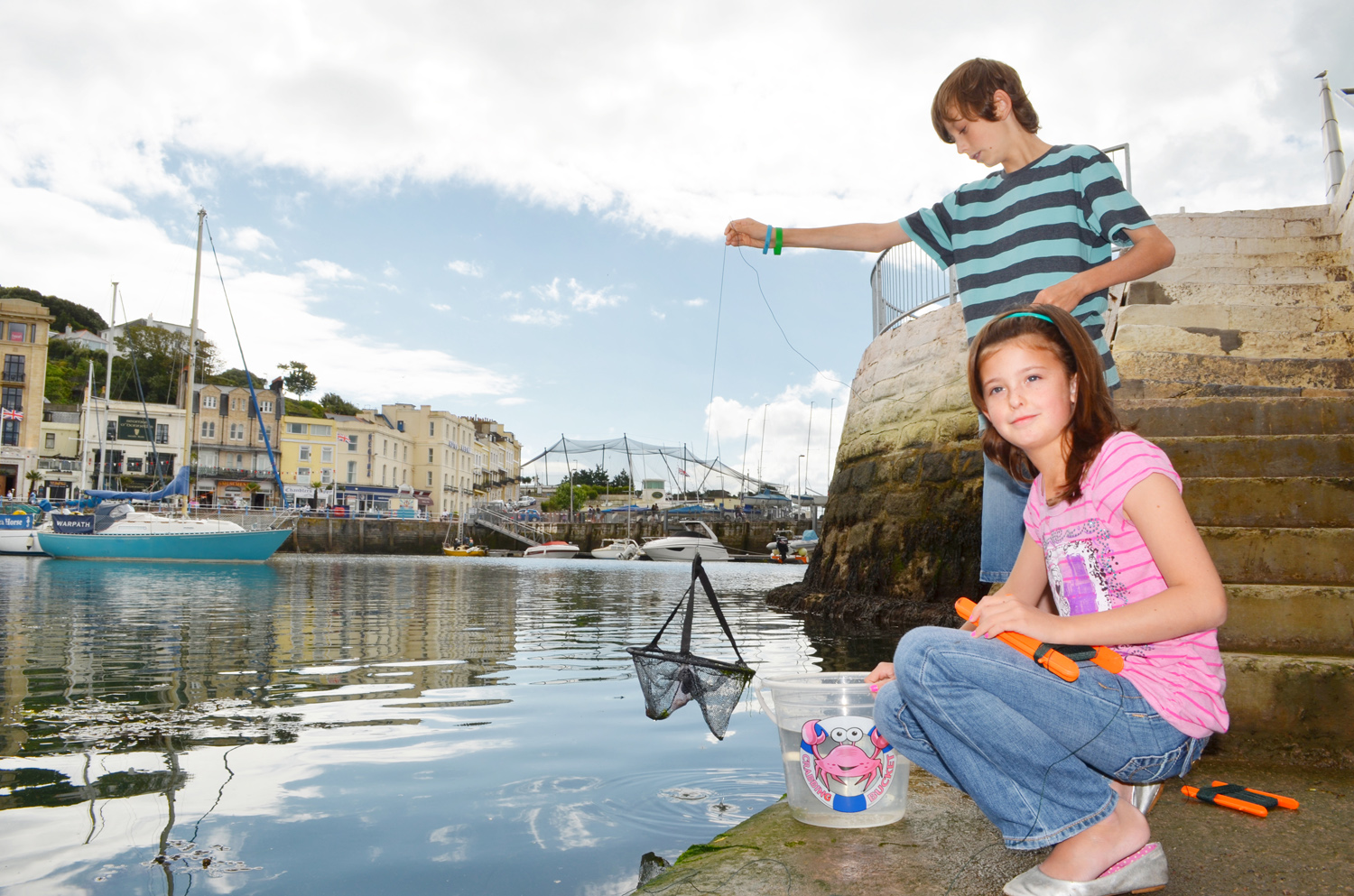 Easter breaks in Torquay and The English Riviera.